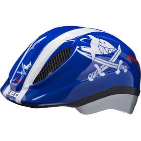 KED Meggy Originals Helmet Kids sharky blue
